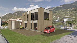 Ein kleinhaus ganz gross wieder ein projekt dass uns so for Holzhaus kleinhaus