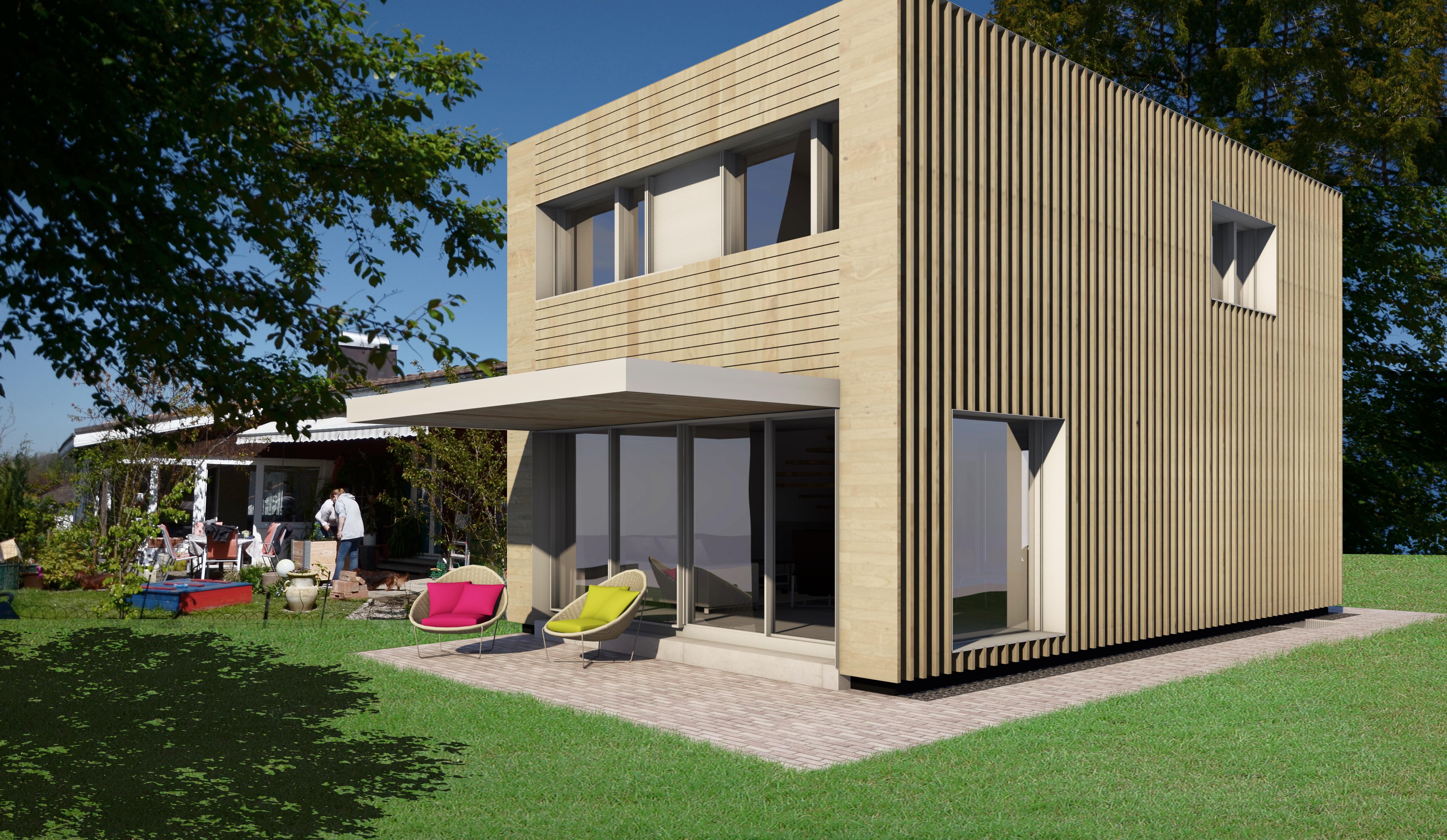 Wohnhaus bei Winterthur