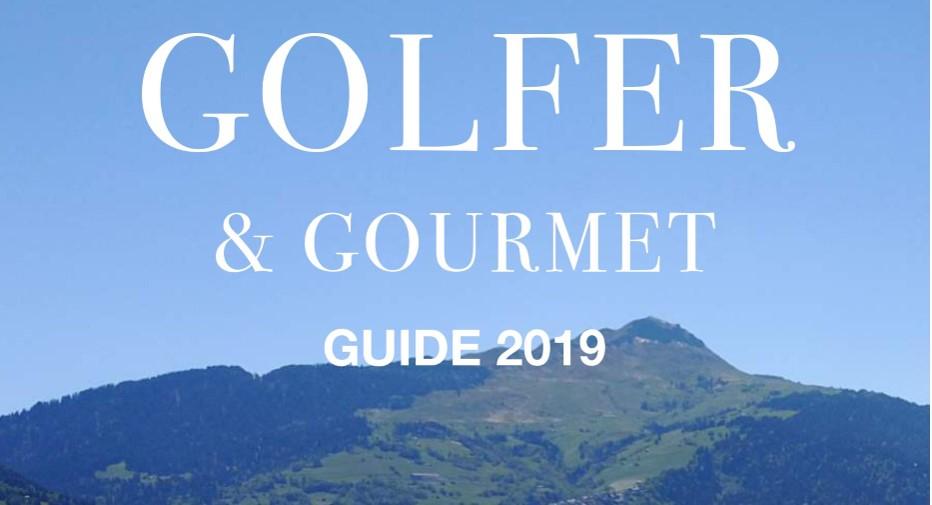 Wir sind Werbepartner beim Golfer & Gourmet Guide