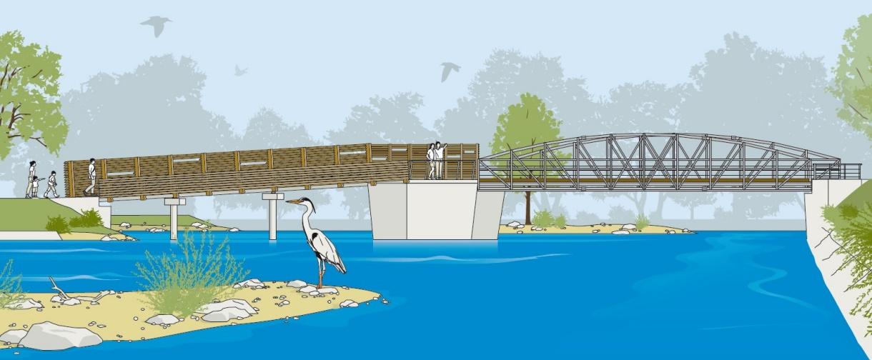Casa-Vita baut auch Brücken