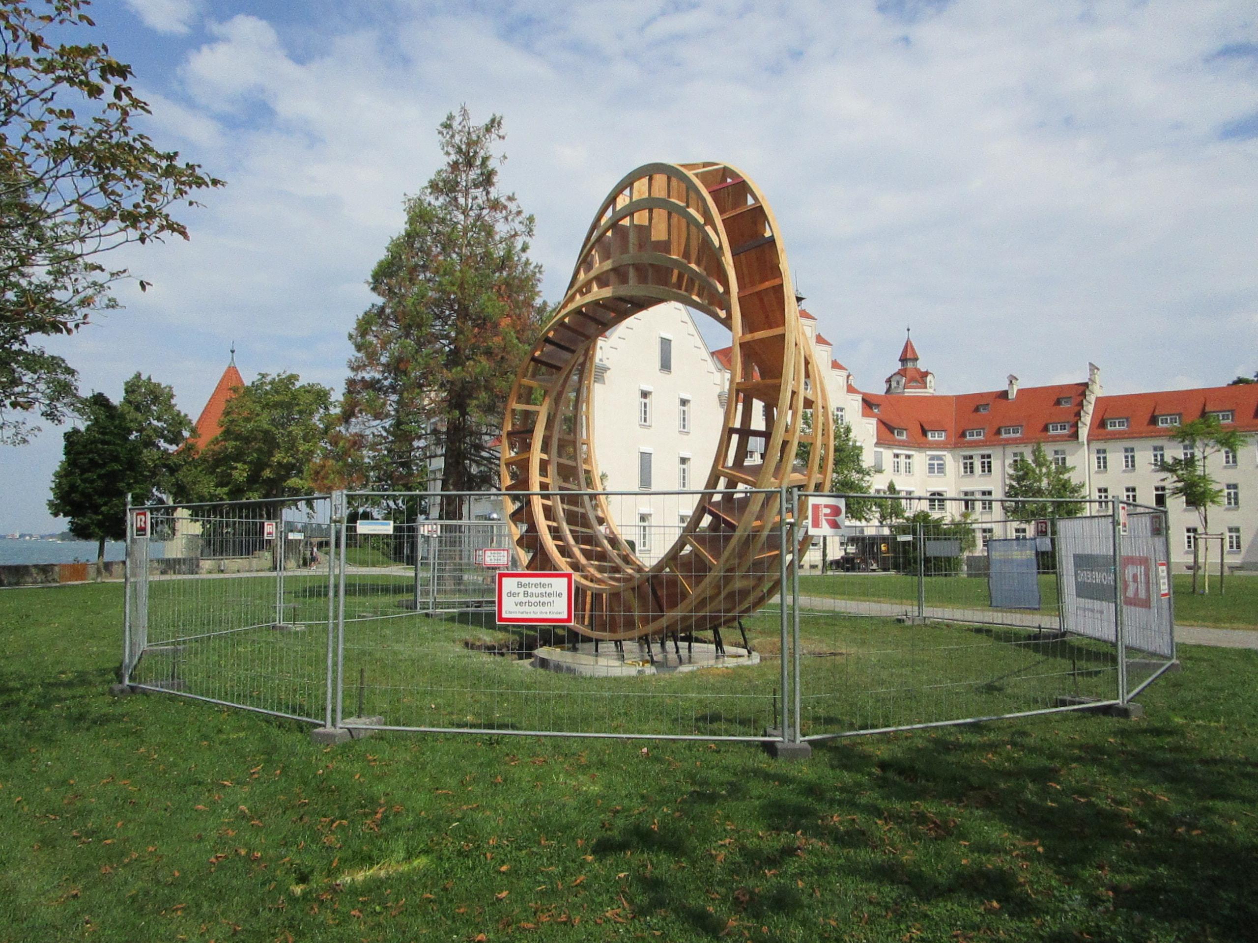 Ring for Peace eröffnet