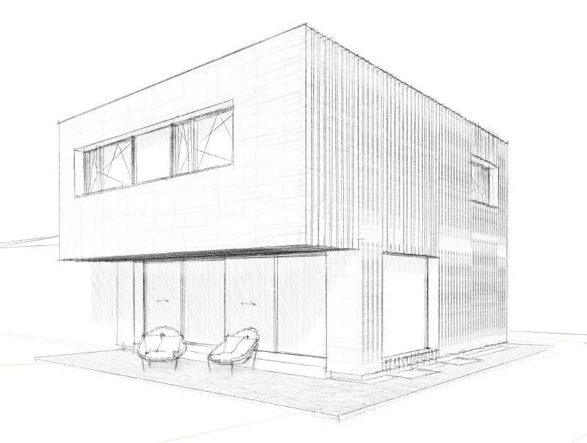 Einfamilienhaus im Tösstal wurde montiert