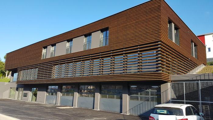 Architektur bei Casa-Vita