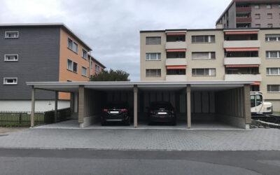 Ein Zuhause für das Auto